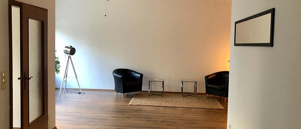 Kurzzeittherapie - Coaching am Tegernsee - Raum